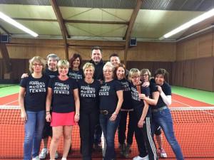 VFL Damen 40 in der Westfalenliga