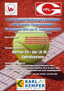 Read more about the article 4. Karl Kemper LK Tennisturnier M55