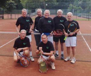 Read more about the article Herren 65 steigen auf